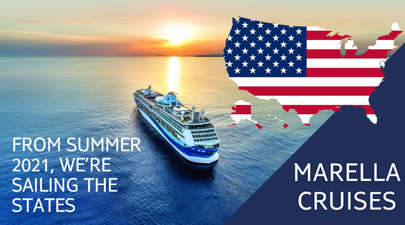 Marella Cruise to USA 2021